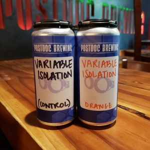Variable Isolation - 4pk 16oz Cans
